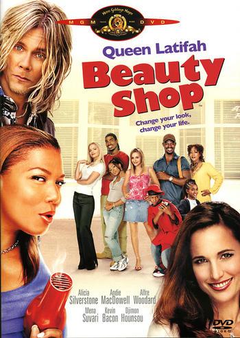 Strange Similiar From Girl With Queen Latifah Beauty Shop Keywords Short Hairstyles Gunalazisus